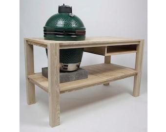 Grill Cabinet plans for Big Green Egg, Kamado Joe