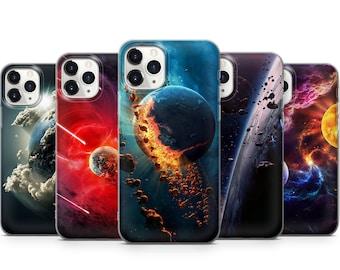 Astrology Zodiac print iPhone 12 Pro iPhone XS MAX 11 X 7 8 Samsung Galaxy J7 S6 S7 Edge S8 S9 Plus S20 S21 Ultra Space Moon Planet