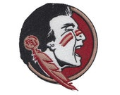 Florida State Seminoles Iron on Patch