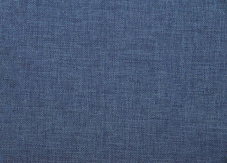 Coated on one side with polyurethane 200Gm2 LINEN IMITATION Blue Denim Waterproof fabric OXFORD Width 160cm 63