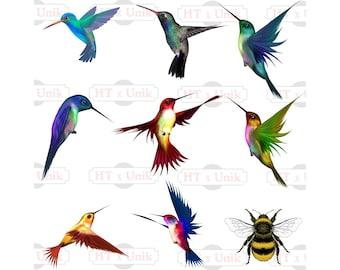 9 Hummingbird SVG, PNG, JPEG. Hummingbird 3D Print. Watercolor Hummingbird, Hummingbird Drawing. Hummingbird Cut File Cricut, Silhouette