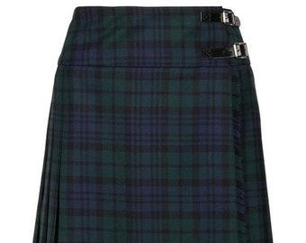 Scottish kilt-type wallet skirt Aliz\u00e9e model