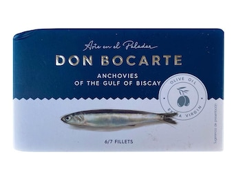 Sardine Iron-On Patch Fish Anchovy Anchovies Herring Pilchard Smelt Sprat Can