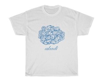 Akadi T-Shirt (DnD deity of air)