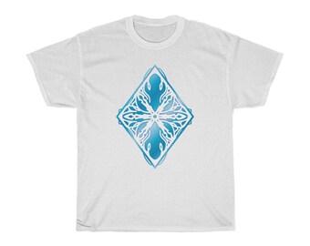 Auril T-Shirt (DnD deity of cold)