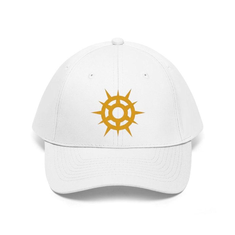 Pelor Hat DnD God of the Sun image 1