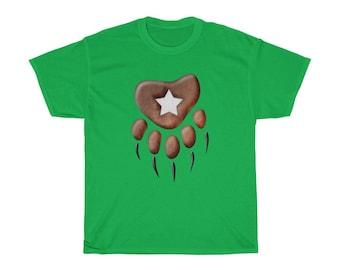 Gwaeron Windstrom T-Shirt (DnD god of Rangers / Tracking)