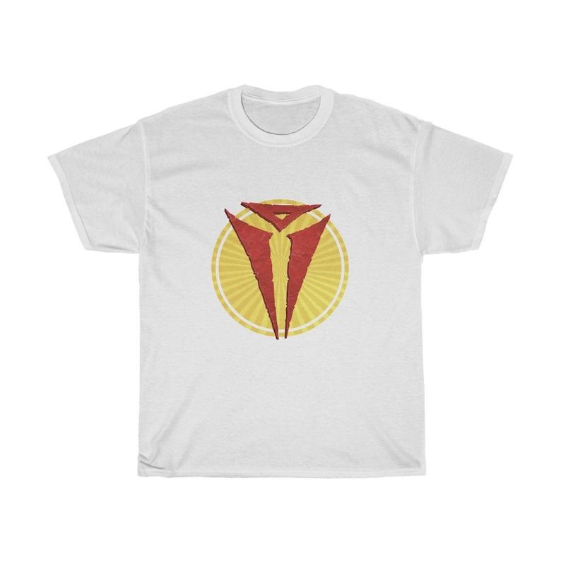 Asmodeus Burst T-Shirt DnD archdevil and deity of evil image 1