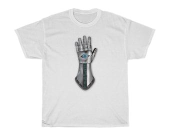 Helm T-Shirt (DnD deity of guardians)