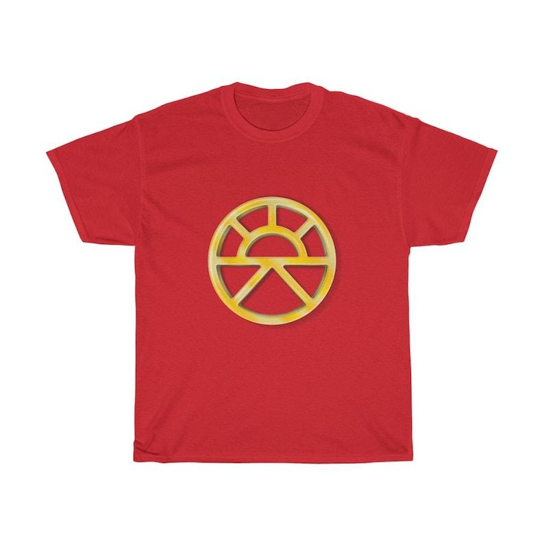 Lathander T-Shirt DnD deity of renewal image 1