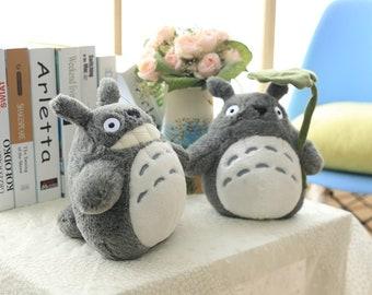 Totoro Plush Etsy