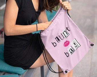 Blunt Bag Drawstring bag