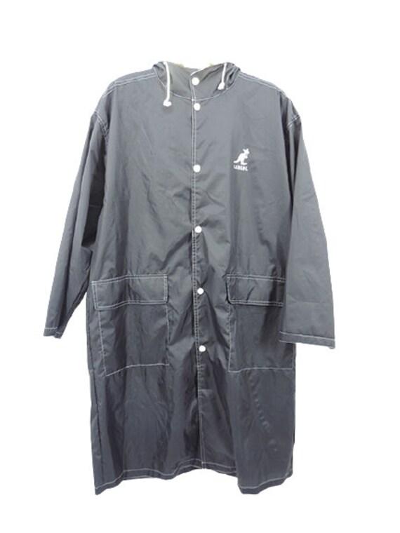 KANGOL RAIN COAT