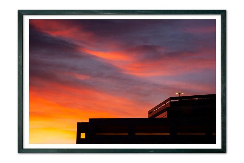 California Sky at Sunset 2