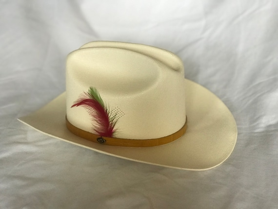 Beautiful Morcon Youth Cowboy Hat