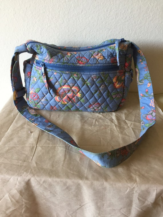 Appleseeds Quilted Purse
