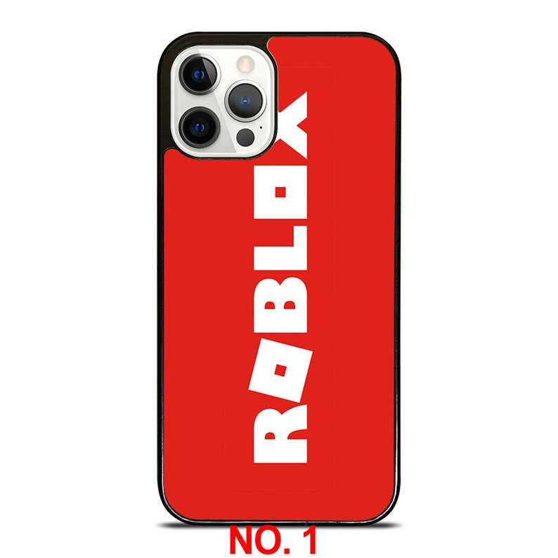 Roblox #B iPhone 6 6S 7 8 Plus SE X XS Max XR 11 12 Pro Max Mini Case Silicone Cover