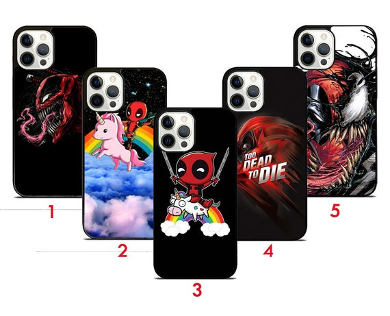 Deadpool #F iPhone 6 6S 7 8 Plus SE X XS Max XR 11 12 Pro Max Mini Case Silicone Cover