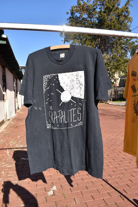 Vintage 1980s Skatalites T shirt