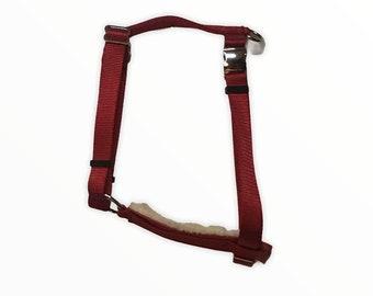 Adjustable Hog (PIG) Harness W/ SADDLE PADDING Carter Pet Supply