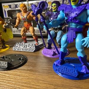 Masters of the Universe MOTU Accessory Custom Vine for MOSSMAN Figure Painted