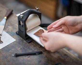 Printing Press - Etching Press - Intaglio - Printmaking