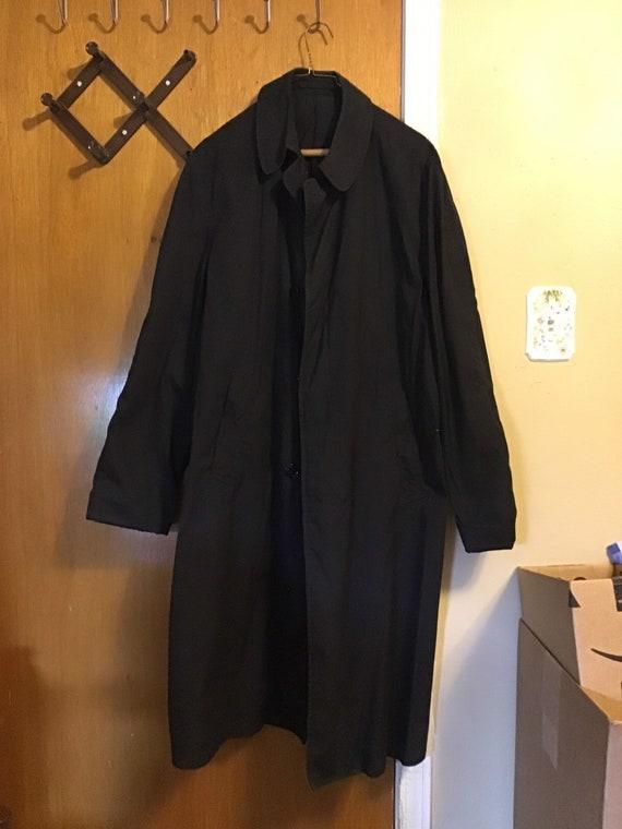U.S. Navy Vintage Raincoat