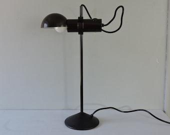 Vintage Raul BARBIERI-MARIANELLI lamp for TRONCONI Italy 80s