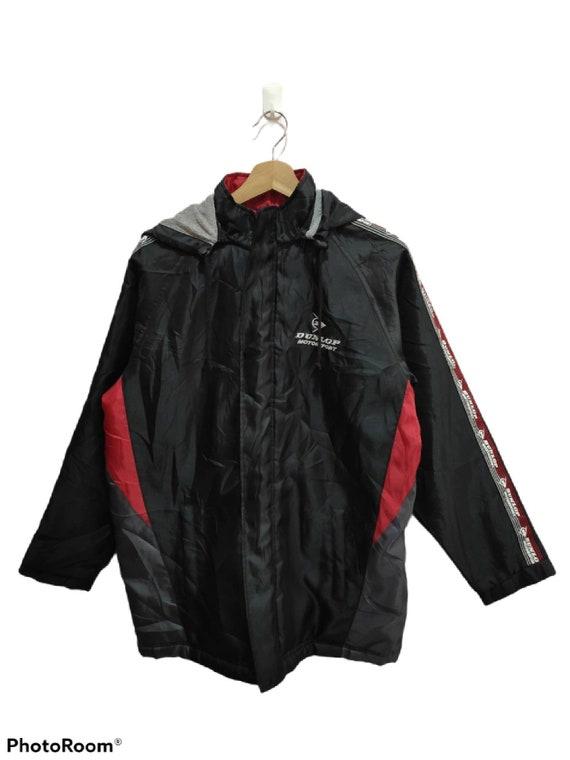 Dunlop motorspot jacket hooded