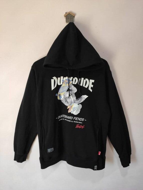 B One Soul Duck Dude Sweatshirt Hoodie
