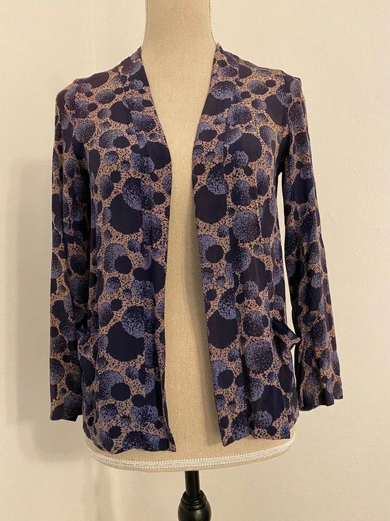 1920s Silk jacket