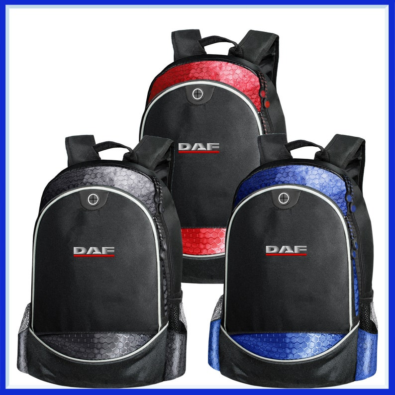 CARBON Backpack EMBROIDERED Logo Auto Truck Mens Womens Bag Accessories Clothing Black Blue Red Christmas Gift School College Urban City 12