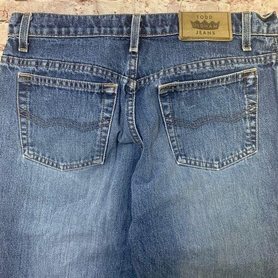 Vintage 1997 Collection Todd Oldham Jeans