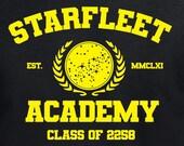 Starfleet Academy Digital Cut File Star Trek SVG Cricut Design Silhouette Cameo PNG DXF EpS Spock Captain Kirk