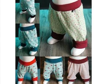 Pump Pants for Baby & Toddler, Wax Pants, Baby Pants, Individual, Color Choice