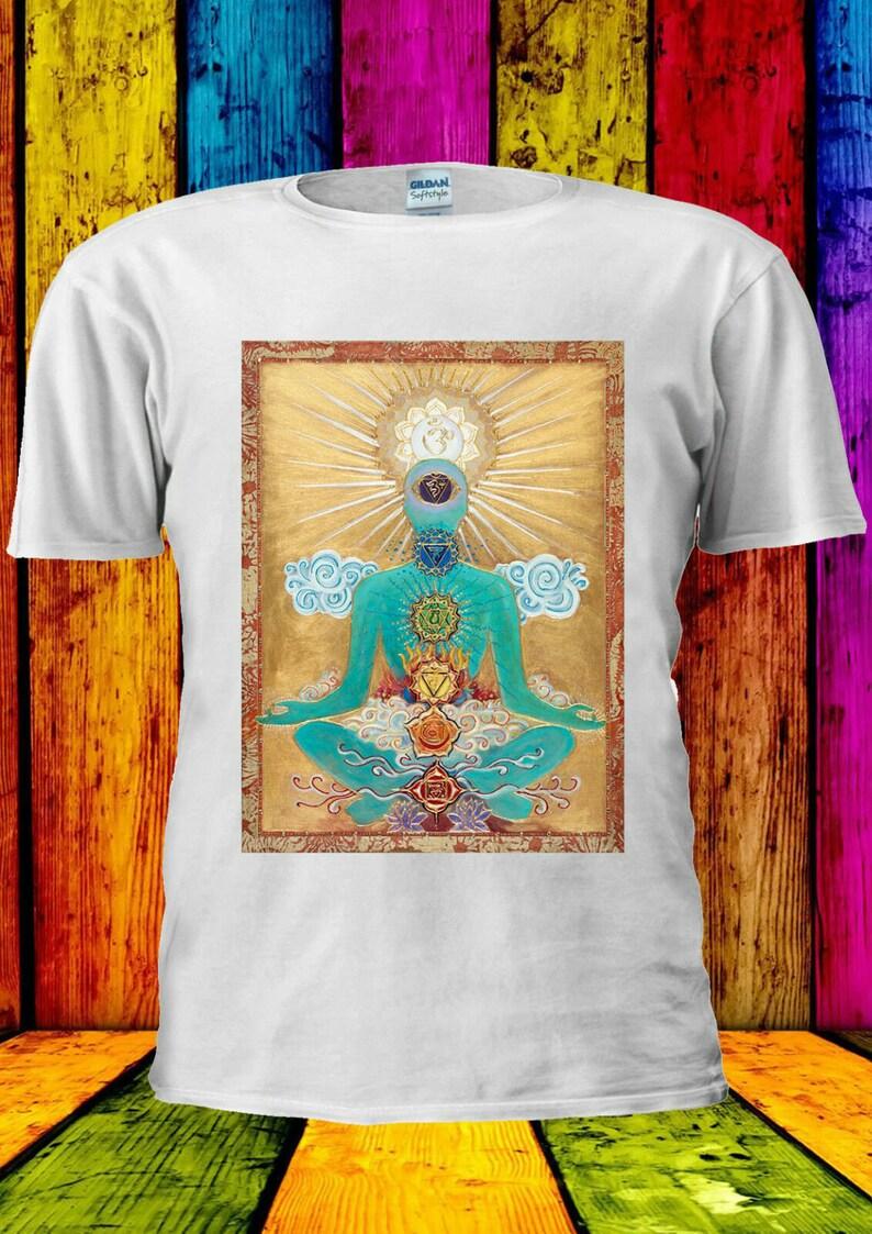 New Buddha Budha Buddhism Cool Estetic Men/'s T-Shirt Size USA