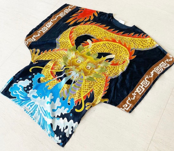 Dragon 70's Kaftan