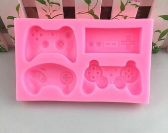 Kawaii game molds