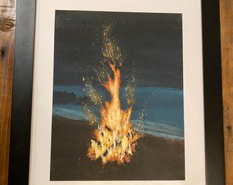 Betsie Bonfire