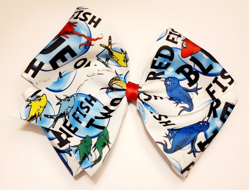 Story Book Character Inspired Bow