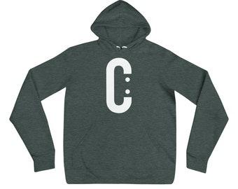 C Logo Unisex hoodie
