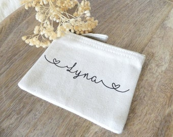 Customizable pouch