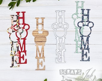HOME Metal Cutting Die for Paper Crafting