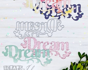 DREAM Metal Cutting Dies for Paper Crafting