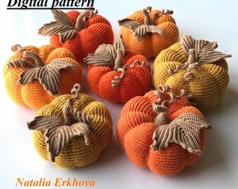 "Pattern ""Pumpkin"""