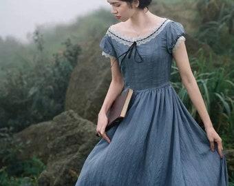 Vintage Dress Meg March, Victorian Dress, Victorian Dress, Abiti vittoriani, Robe victorienne, Viktorianisches, Vintage, French, 1860s