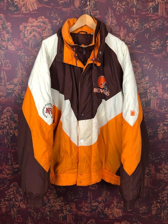 Cleveland Browns Puffer Jacket