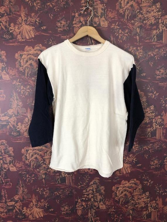 Vintage 70s Champion Raglan T-shirt