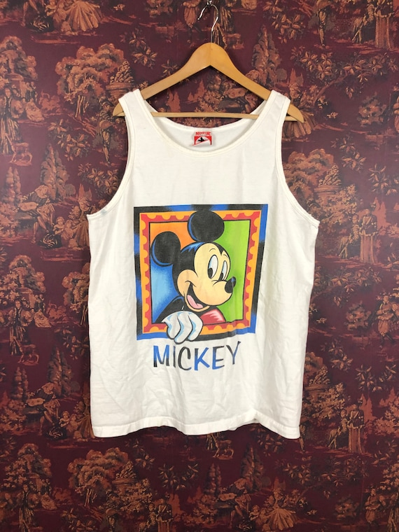 90s Mickey Mouse Tanktop
