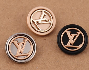 15mm Outer Metal Buttons Designer Buttons Sewing Buttons